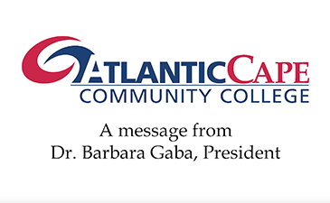 Message from Dr. Barbara Gaba