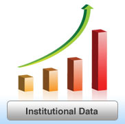 institutional data button