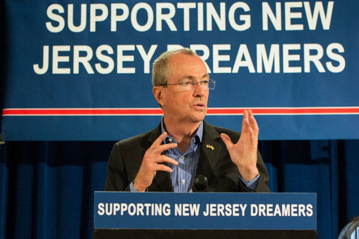 Supporting New Jersey Dreamers Speech