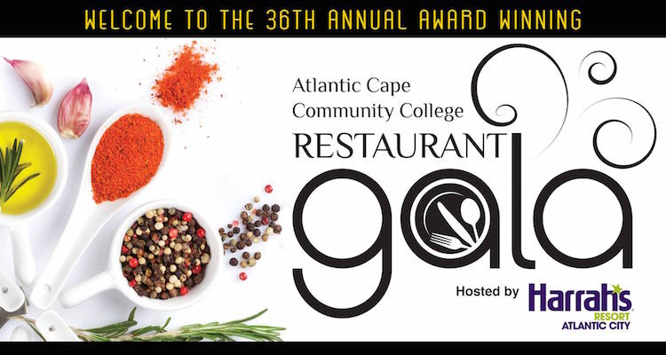 Atlantic Cape Community College Restaurant Gala hosted by Harrahs Resort